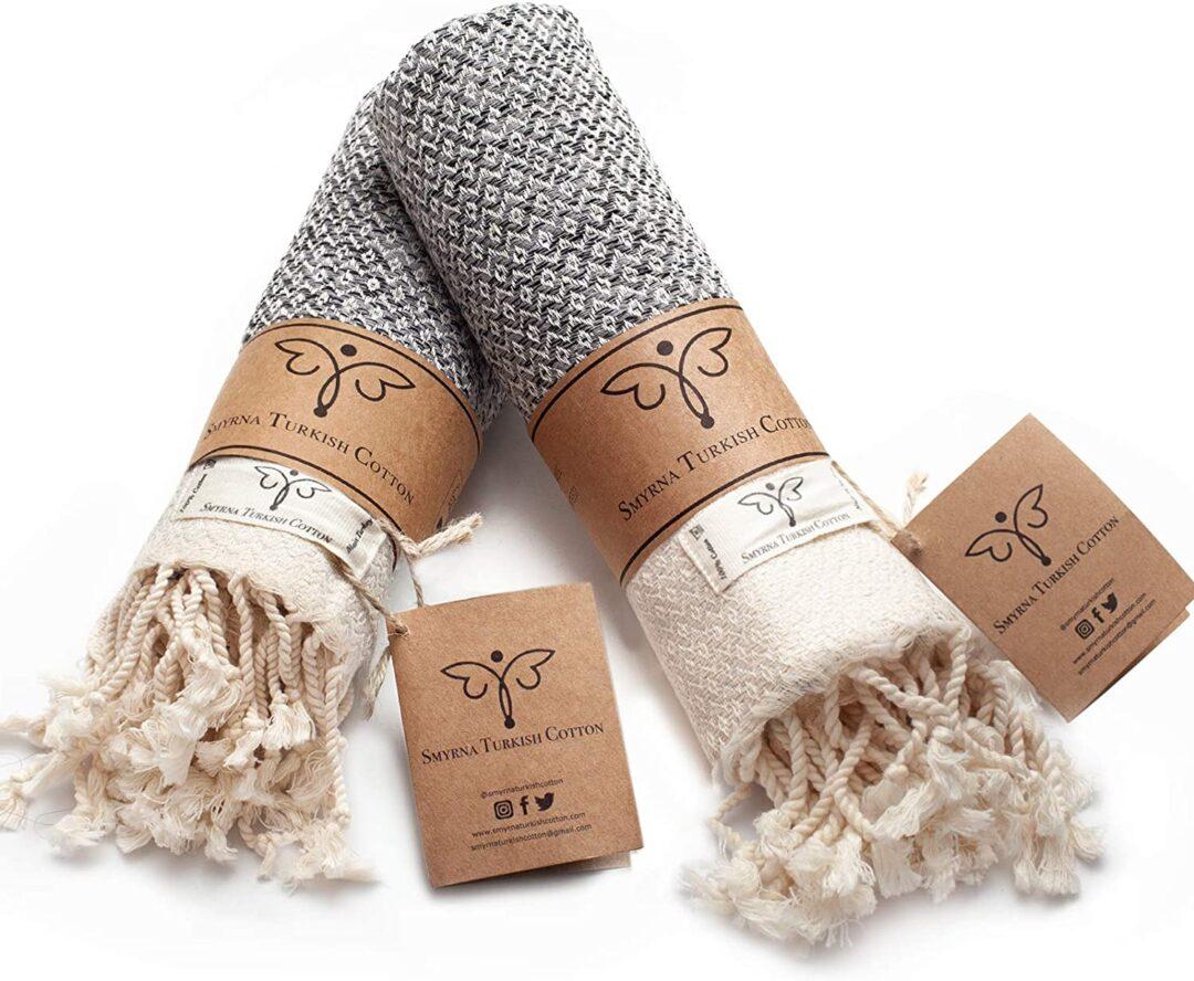 Smyrna Turkish Hand Towels