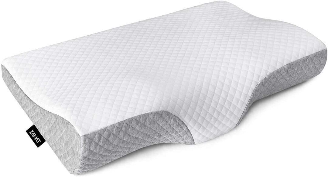 ZAMAT Odorless Memory Foam Pillow