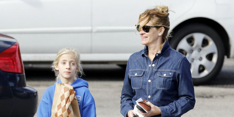 Julia Roberts' Daughter