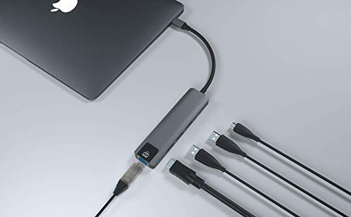 Ethernet Adapter upto 5Gbps Data Transfer