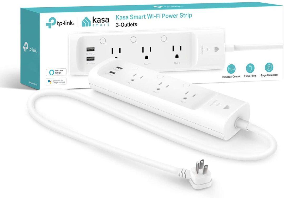 Kasa Smart Plug Power Strip KP303