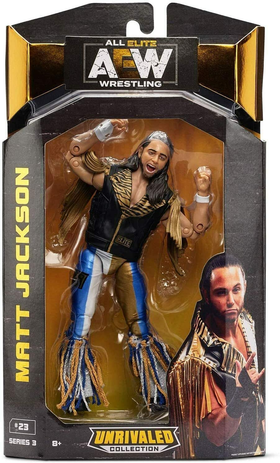 AEW All Elite Wrestling Unrivaled Collection