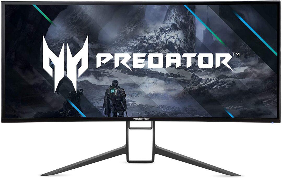 Acer Predator X34 GSbmiipphuzx 1900R