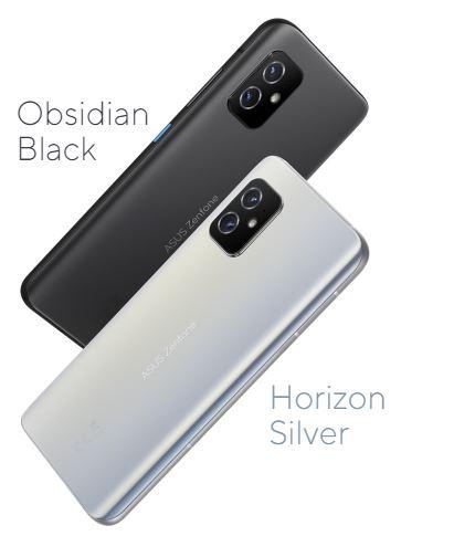 Asus Zenfone 8 Design