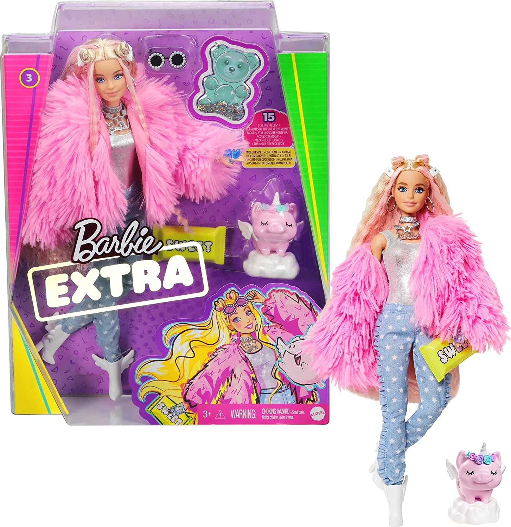 Barbie Extra Doll #3