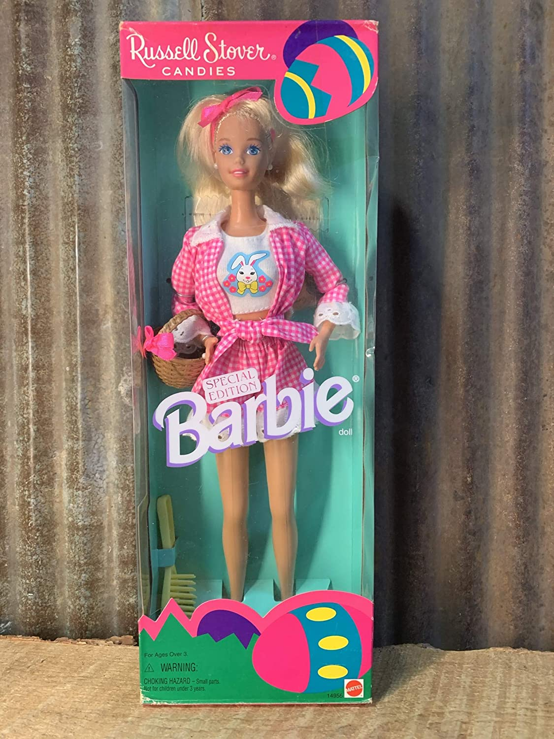 Barbie Russell Stover Candies Doll
