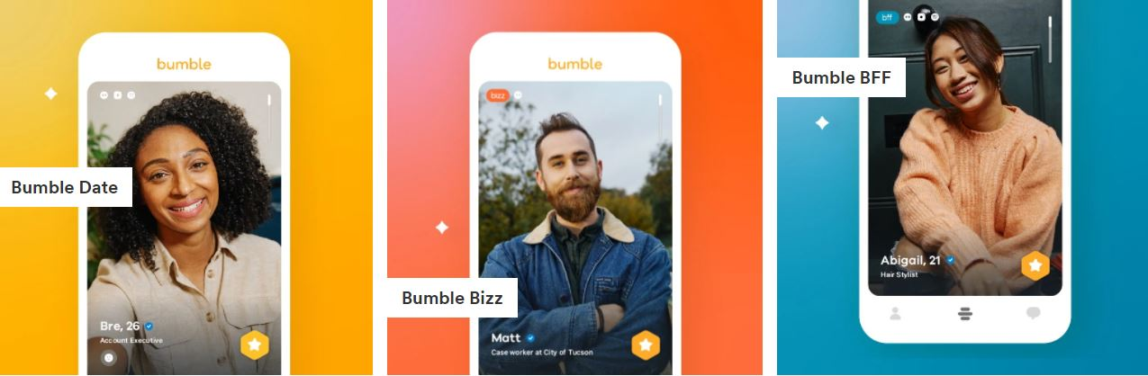 Bumble Onlie Dating App