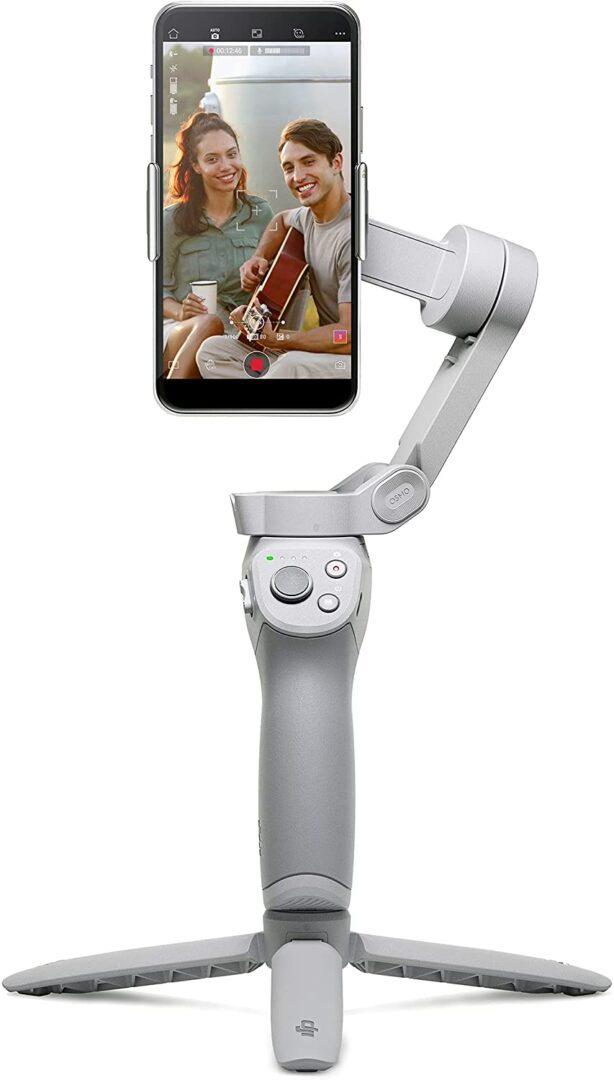 DJI OM 4 - Handheld 3-Axis