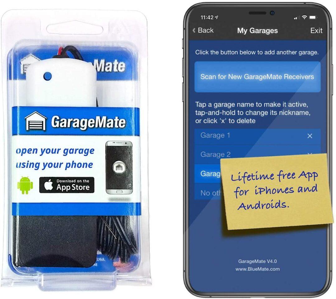 GarageMate: Open Your Garage
