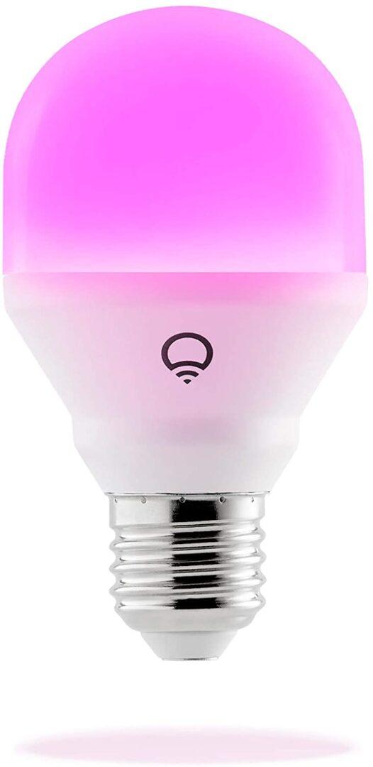 LIFX Mini 800-Lumen LED Light Bulb