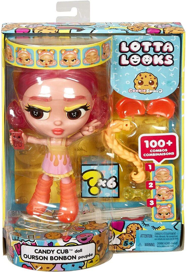 Lotta Looks Cookie Swirl Candy