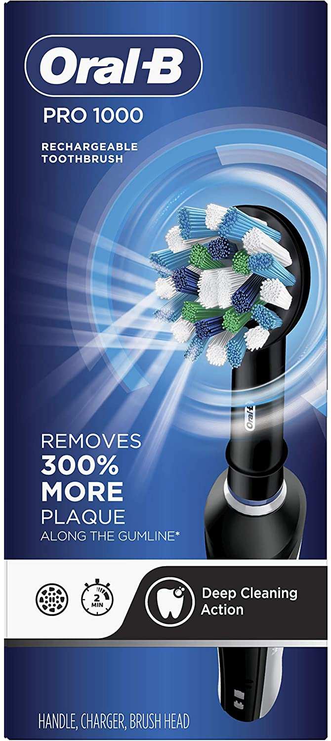 Oral-B Pro 1000 CrossAction Electric