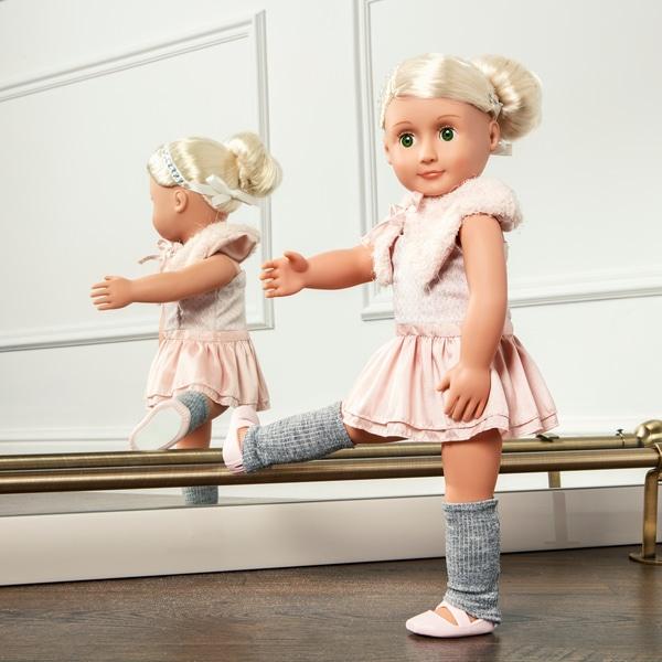 Our Generation Ballet Doll Alexa