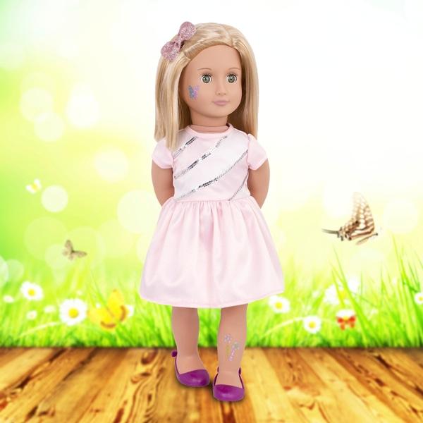 Our Generation Rosalyn Tattoo Play Doll