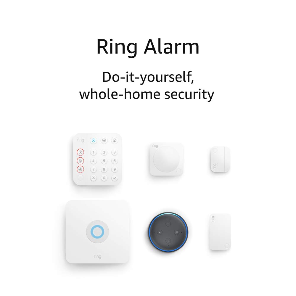 Ring Alarm 5-piece kit