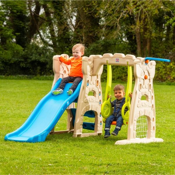 Scramble 'n' Slide Play Centre