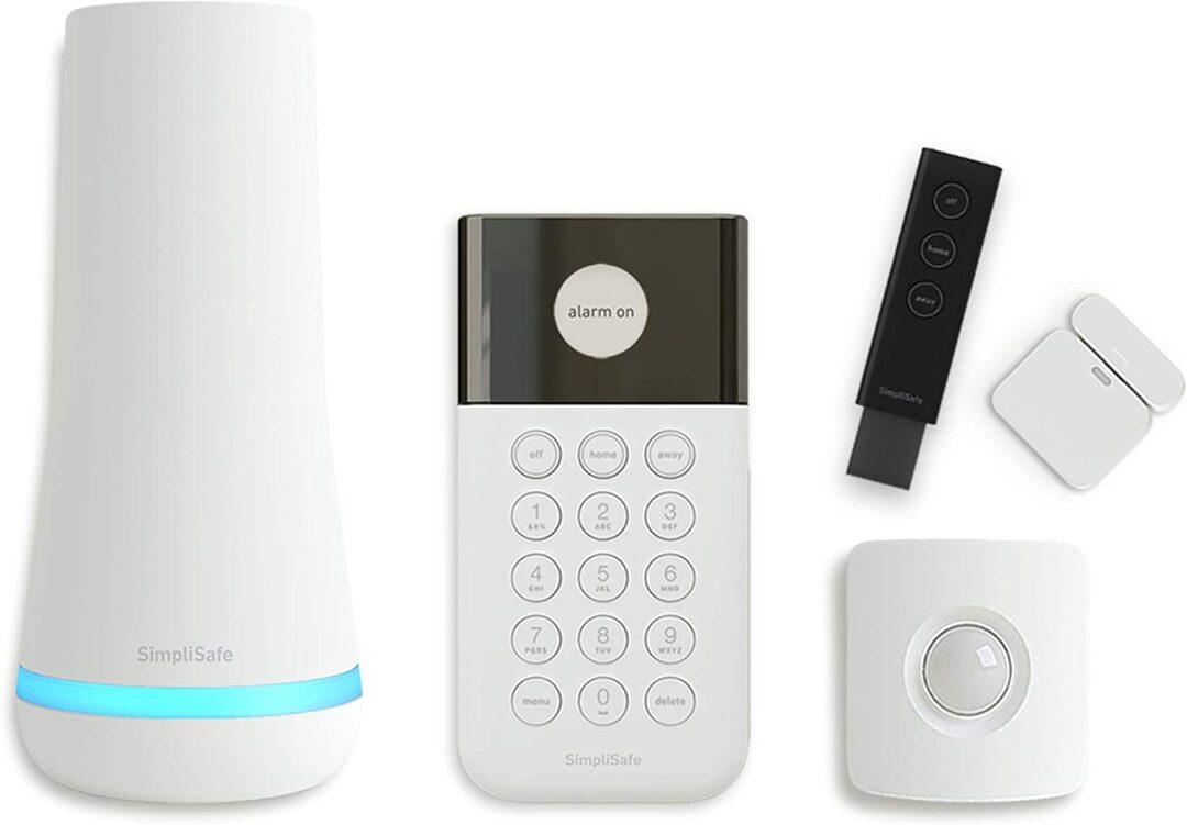 SimpliSafe 5 Piece Wireless