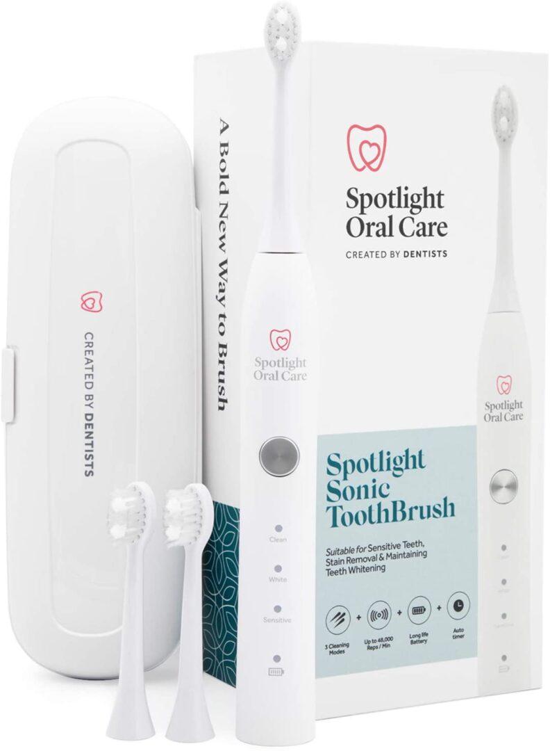Spotlight Oral Care Sonic Toothbrush