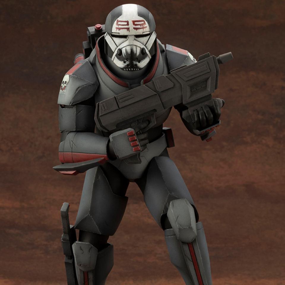 Star Wars The Bad Batch Wrecker