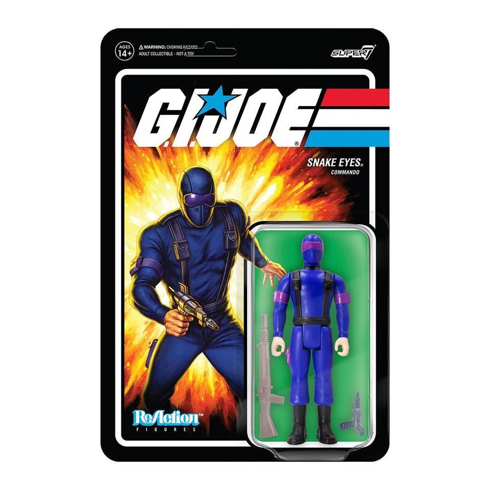 Super7 ReAction G.I. Joe