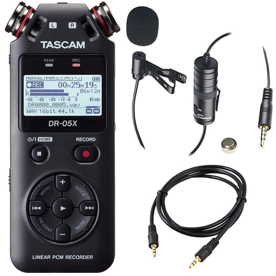 Tascam DR-05X 2-Input