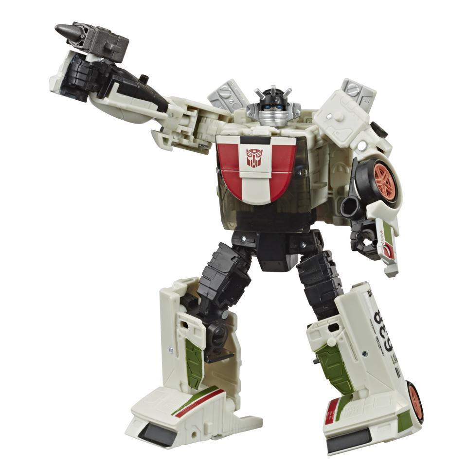 Transformers Generations WFC
