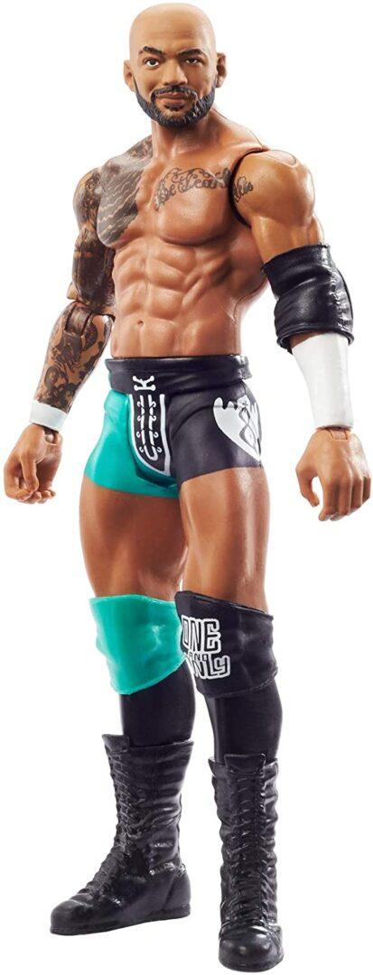 WWE MATTEL Ricochet Action Figure