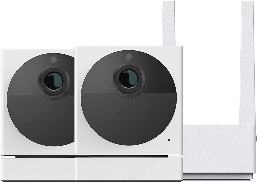 Wyze Cam Outdoor Security Camera