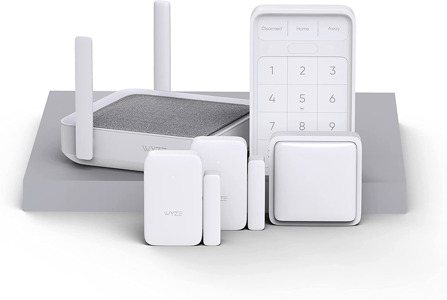 Wyze Home Security System Core Kit