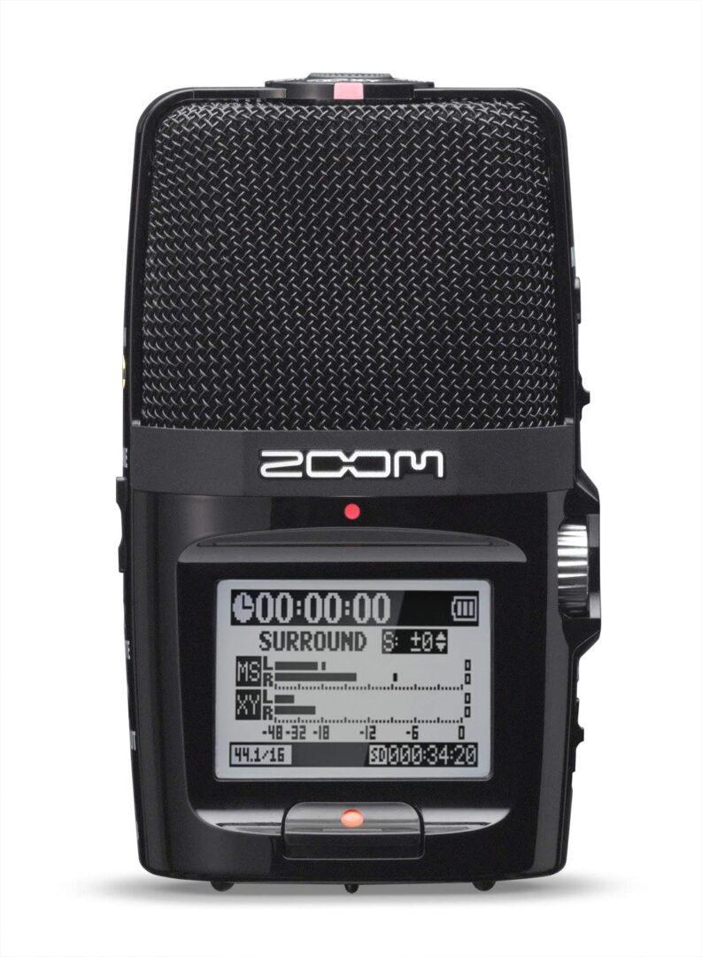 Zoom H2n Stereo