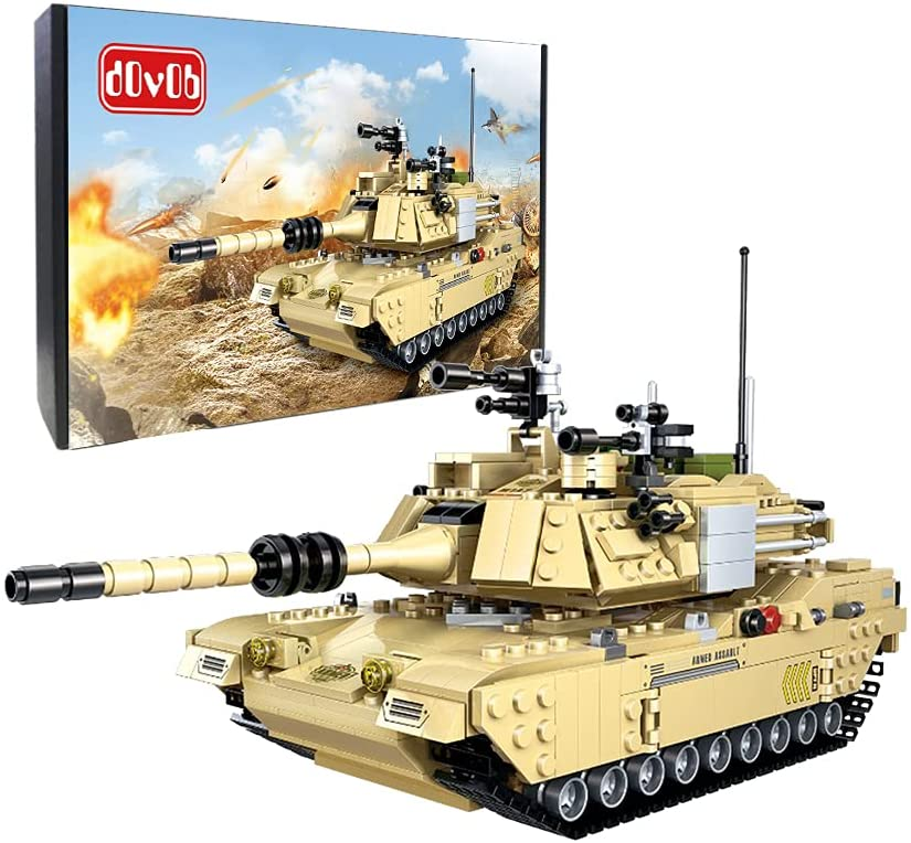 dOvOb Armed Tanks Building Block